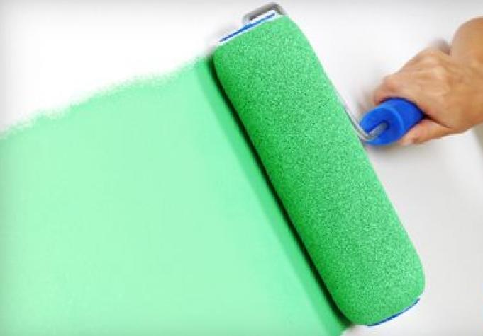 Все преимущества моющейся краски