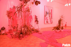 15 марта в Удмуртском республиканском музее изобразительных искусств открылась выставка ижевской художницы Кати Царевой #ищименявцветах.