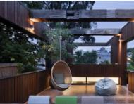 Лазурь защитно-декоративная для древесины AQUA