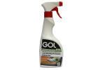 Средство с дезинфицирующим эффектом для обработки поверхностей Антисептик-БИО GOL