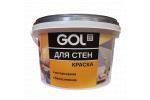 Краска акриловая для стен GOL ВД-АК-2180